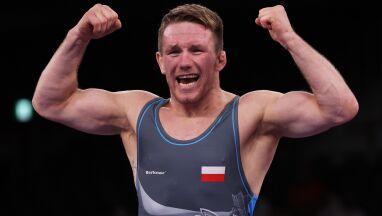 Dwie operacje, strach, a później dał Polsce medal.