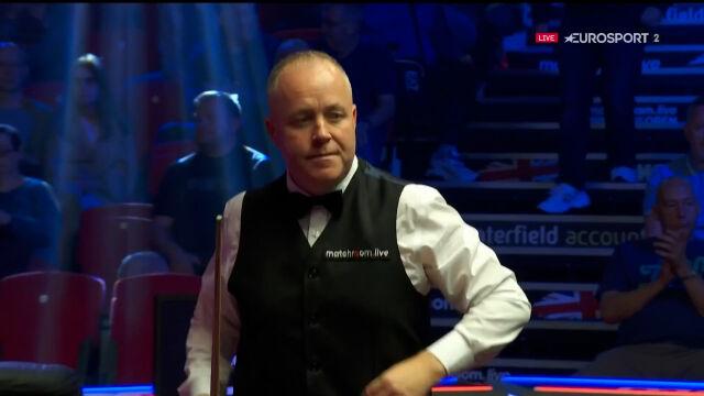Higgins awansował do drugiej rundy turnieju British Open