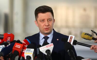 Szef KPRM: premier zaprosił szefów klubów i kół parlamentarnych na spotkanie