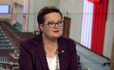 """Lubnauer w """"Faktach po Faktach"""": Tylko szeroka koalicja ma szanse na zwycięstwo w wyborach w 2019 roku"""