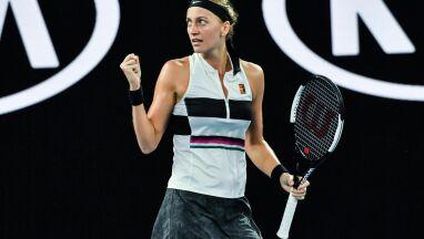Pierwszy w karierze Kvitovej finał Australian Open