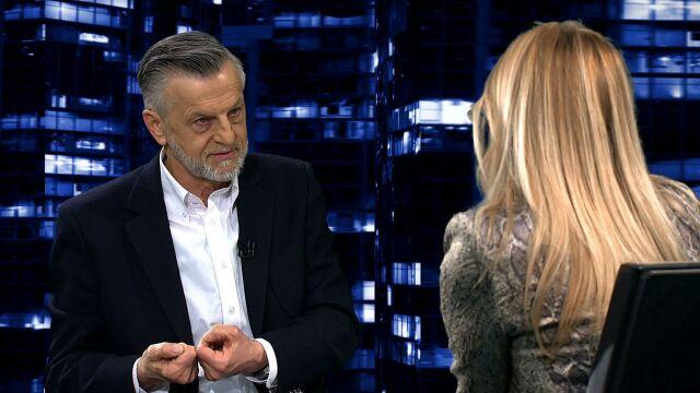 Andrzej Zybertowicz: ludzie mają potrzebę świętości
