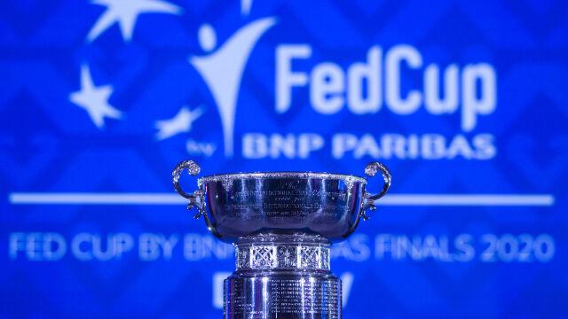 Przełożono finały Pucharu Davisa i Pucharu Federacji