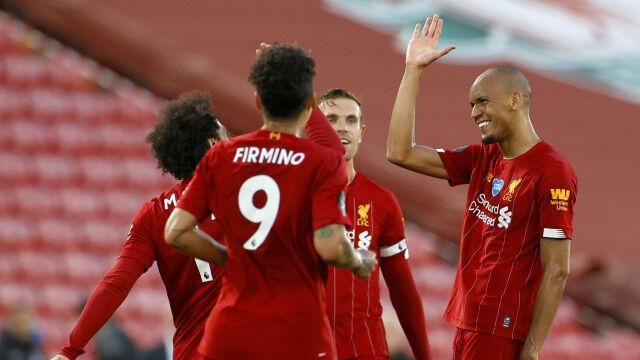 Liverpool po trzydziestu latach mistrzem Anglii