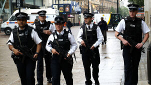 Brytyjska policja: udaremniono 4-5 zamachów