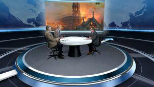 Moszyński, Kuisz i Hall o odbudowie Notre Dame