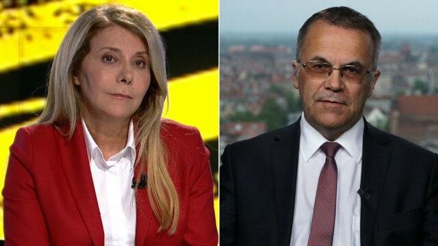 """Dolniak i Sellin o zawieszonym strajku nauczycieli w """"Faktach po Faktach"""""""