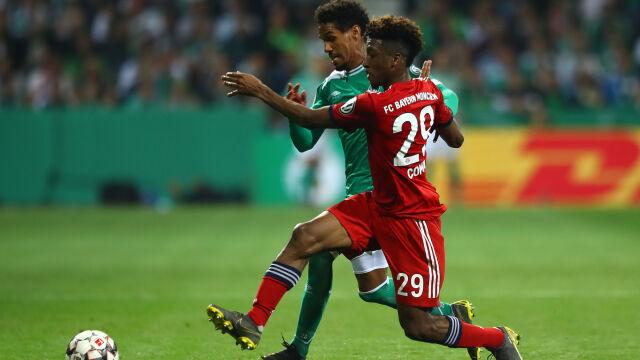 """Kapitan Werderu wściekły po karnym dla Bayernu. """"To śmieszne"""""""