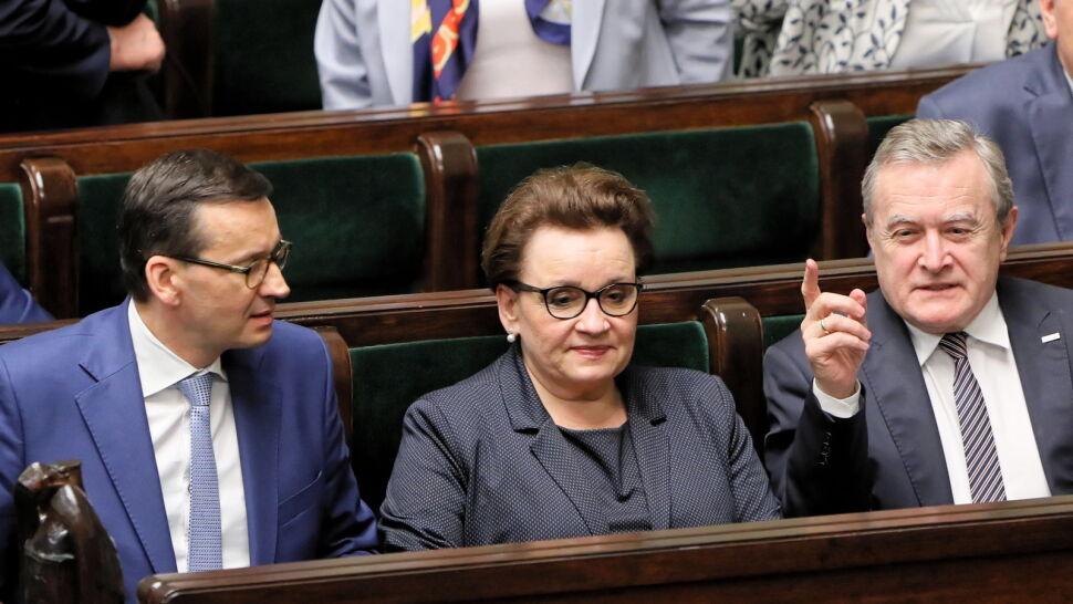 Sejm odrzucił wniosek o odwołanie Anny Zalewskiej