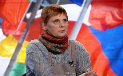 Ochojska: o chorobie dowiedziałam się będąc w trakcie kampanii do europarlamentu