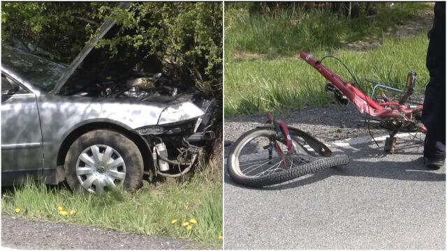 """""""Najechał na rowerzystę"""".  60-latek zginął na miejscu"""