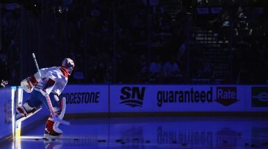 Media: możliwa przerwa w rozgrywkach NHL na czas igrzysk w Pekinie