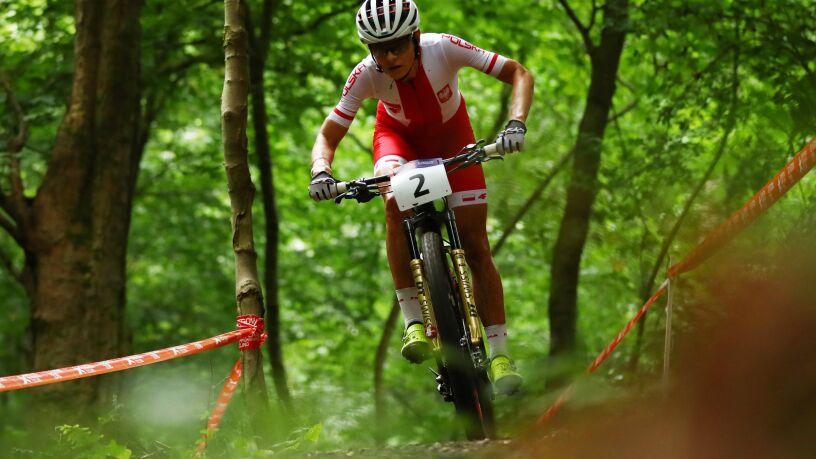 Włoszczowska przed swoimi ostatnimi igrzyskami.