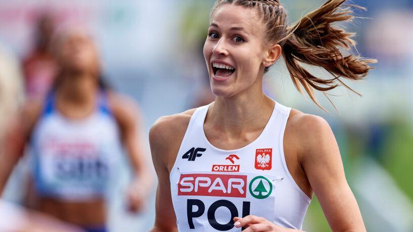 Pracowała w tartaku. Susami pędzi po olimpijski medal dla Polski