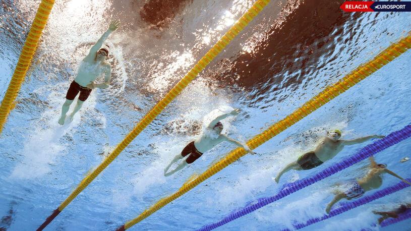 Nieudane eliminacje polskich pływaków