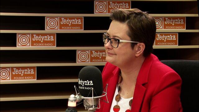 Lubnauer: wrogie przejęcie nie pozwala na stwierdzenie, że ma się koalicję