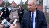 Neumann zeznaje w prokuraturze. Chodzi o kontrakt dla warszawskiej kliniki