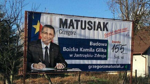 Poseł PiS przeprasza Kamila Glika.