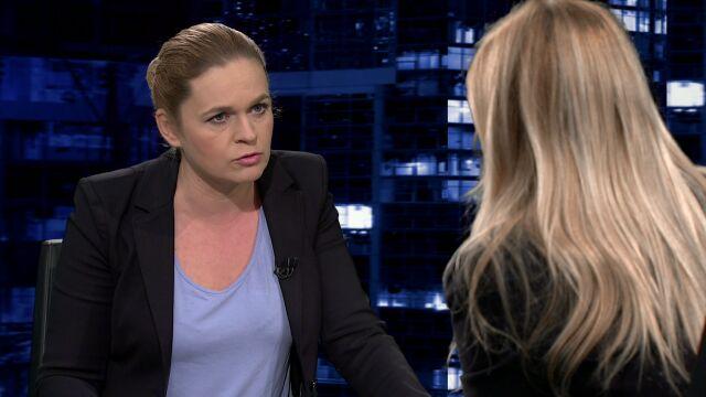 Nowacka: nie będę kandydować do Parlamentu Europejskiego, interesuje mnie polityka krajowa
