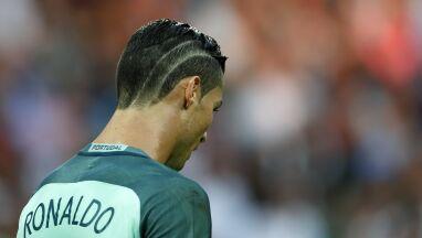 Domowy sposób Ronaldo na fryzurę. Pomaga mu partnerka