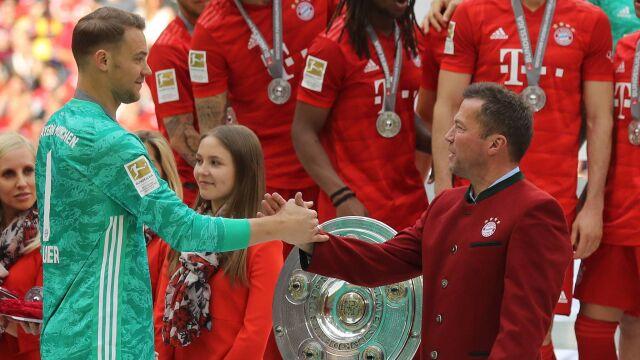 """Matthaeus nie wyobraża sobie odejścia Neuera. """"Niezastąpiony jak Lewandowski"""""""