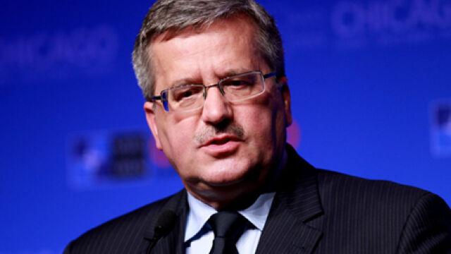 Komorowski: Szczyt potwierdził to, o co zabiegała Polska