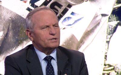 Były szef BBN: zestrzelenie MH17 to był wypadek przy pracy