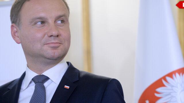 """Andrzej Duda o wieku emerytalnym. """"To prawo, a nie obowiązek"""""""