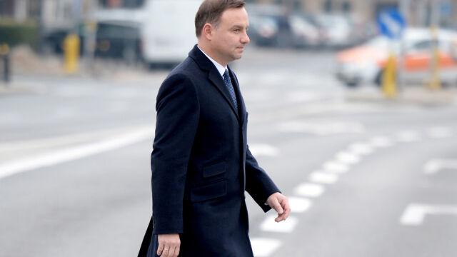 Andrzej Duda: chciałbym, aby została wyłoniona taka większość, która będzie mogła spokojnie działać