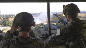 Irackie wojsko zaprzecza, że doszło do ataku w pobliżu Bagdadu