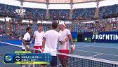 Polska przegrała z Argentyną w ATP Cup