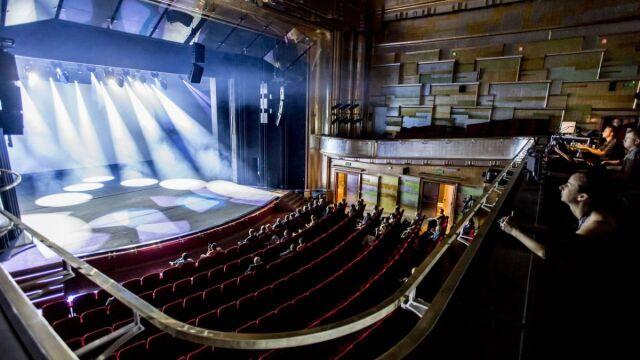 Otwierają Teatr Capitol Zobacz Odnowione Wnętrza