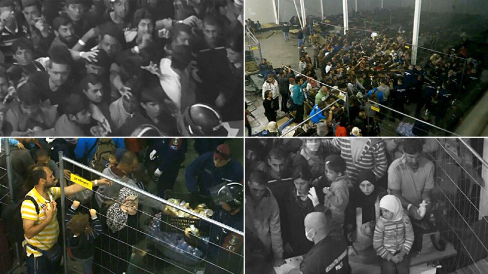 """""""Węgry stały się miejscem absolutnego upokorzenia Syryjczyków"""""""