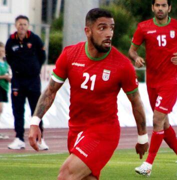 Tatuaże Kolą W Oczy W Iranie Piłkarze Się Tłumaczą