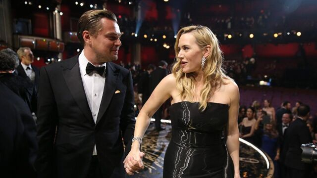 DiCaprio i Winslet pomagają chorej Brytyjce. Wystawili na aukcję