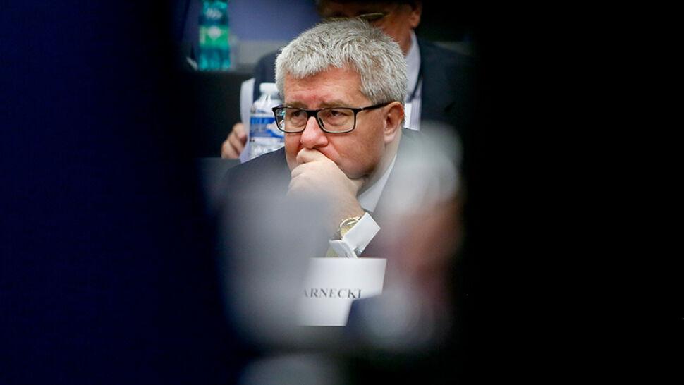 Europarlament odwołał Czarneckiego