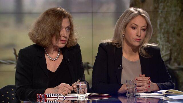 """Ewa Junczyk-Ziomecka i Agnieszka Markiewicz w """"Faktach po Faktach"""""""