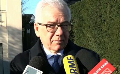 Czaputowicz: zaprosiłem Fransa Timmermansa do Warszawy