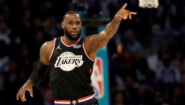 Padnie rekord w Meczu Gwiazd NBA. Podano nazwiska wybranych koszykarzy
