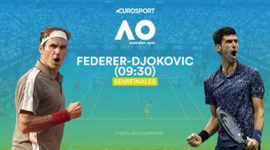 Federer kontra Djoković. Plan transmisji na 11. dzień Australian Open