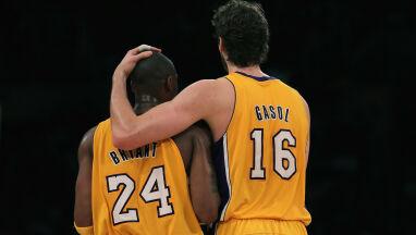 Pożegnał Bryanta jego własnymi słowami