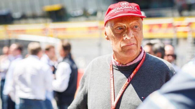 Bardzo złe informacje z Wiednia. Niki Lauda znów walczy o życie