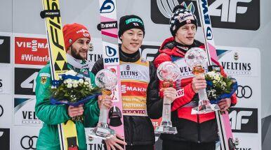 Przed Innsbruckiem świat skoków niemal pewien wygranej Kobayashiego
