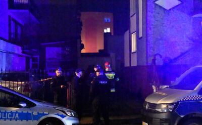 Policja: ustalono tożsamość właściciela lokalu i osoby podnajmującej