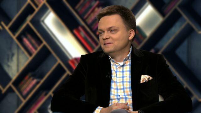 """Szymon Hołownia gościem """"Xięgarni"""""""