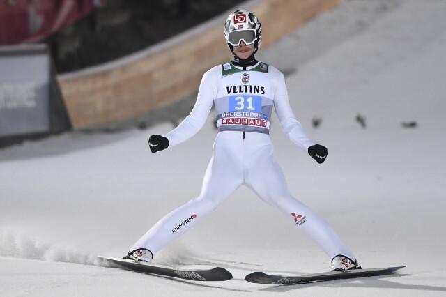 Turniej Czterech Skoczni Oberstdorf 2019: Robert Johansson wystartowałmimo kontuzji pleców - Skoki narciarskie | Eurosport w TVN24