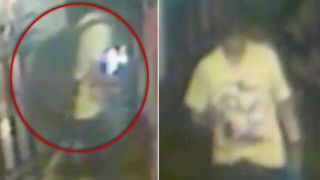 Nowe nagranie z Bangkoku. Podejrzany zostawia plecak i wychodzi ze świątyni