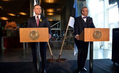 Andrzej Duda o pakcie Ribbentrop-Mołotow