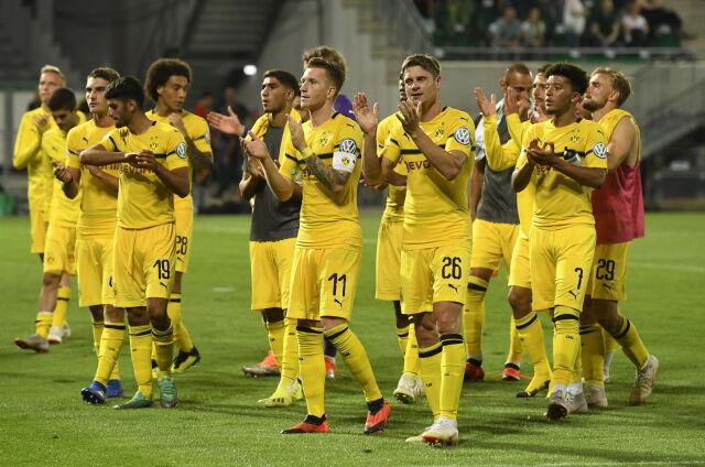 Borussia ratowała się dwa razy, gol w ostatniej minucie dogrywki
