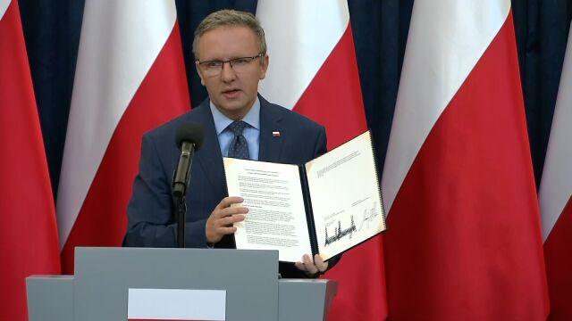 """""""Zawarte w deklaracji treści będą mapą drogową relacji polsko-amerykańskich"""""""